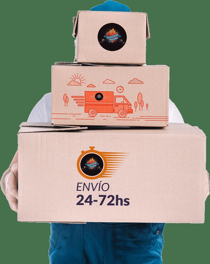 Delivery Alimentos Latinos