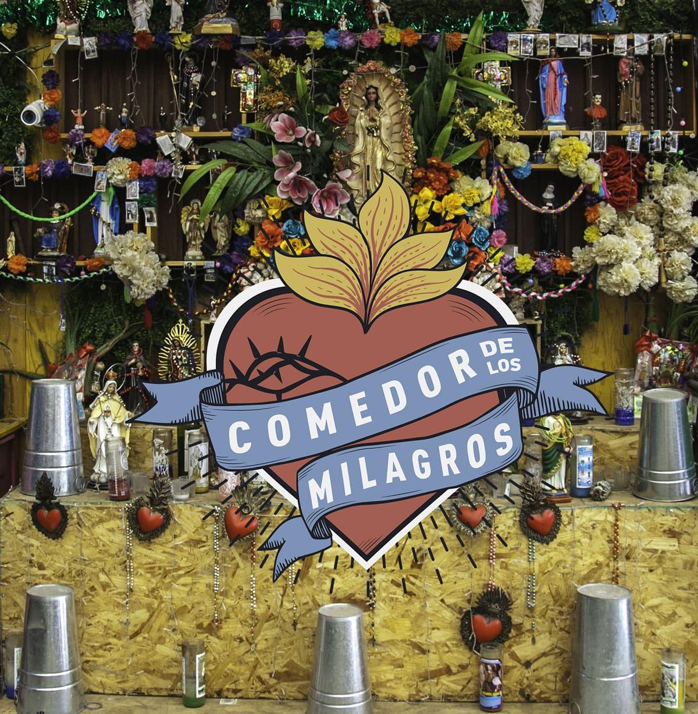 Altar del Comedor de los Milagros