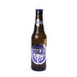 Cerveza Polar 355 ml.