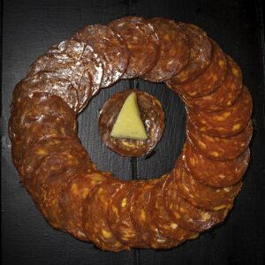 Chorizo Axiote Y Mezcal 1 Kg.