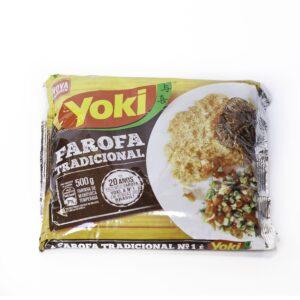 Farofa Yoki 500 gr.