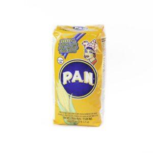 Harina P.A.N. amarillo 1 Kg..