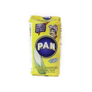 Harina pan blanco 1 Kg.