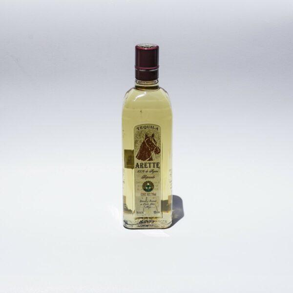 Tequila Arette Blanco 750 ml.