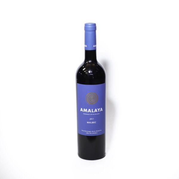 Vino Tinto Amalaya Malbec, Tannat, Petit Verdot 750 ml.