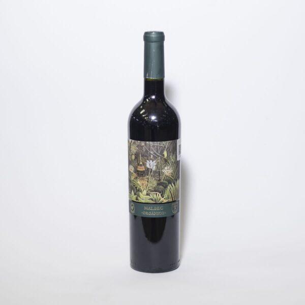 Vino Tinto Animal Organico Malbec 750 ml