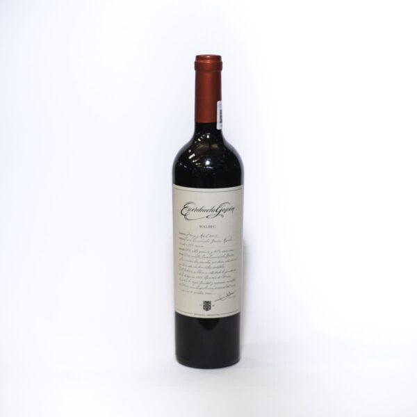 Vino Tinto Escorihuela Gascon Malbec 750 ml.