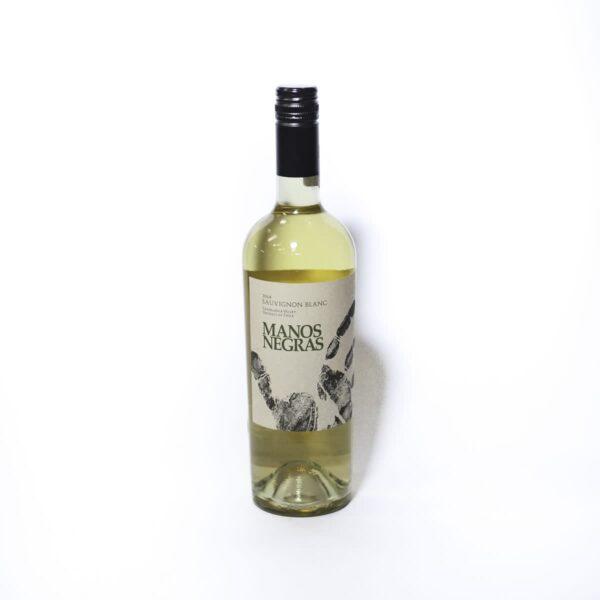 Vino Blanco Manos Negras Sauvignon Blanc 750 ml