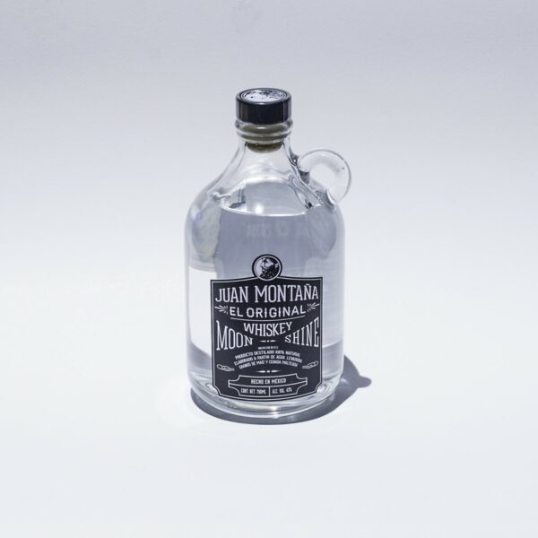 Whisky Moonshine Juan Montaña 750 ml.