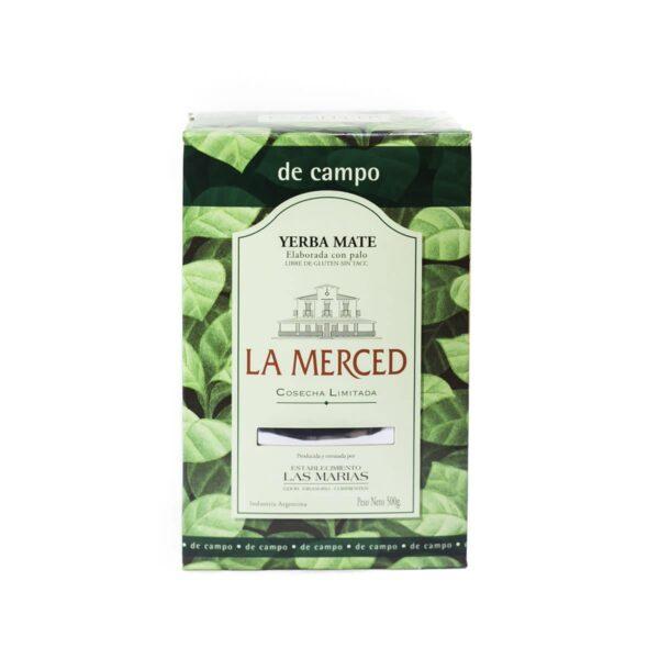 Yerba Mate La Merced Campo 500 gr.