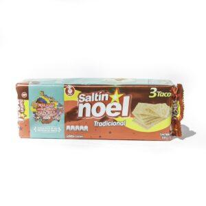 Galletas Saltín Noel 3 Tacos