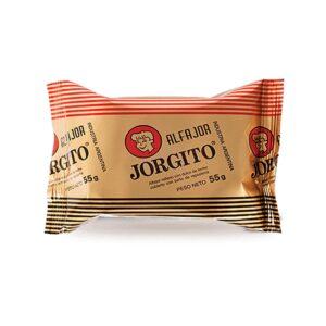 Alfajor Jorgito de Chocolate