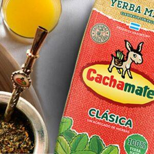 Yerba mate Cachamate Clásica 500gr