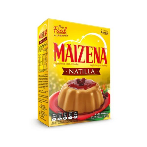 Natillas Maizena 300gr