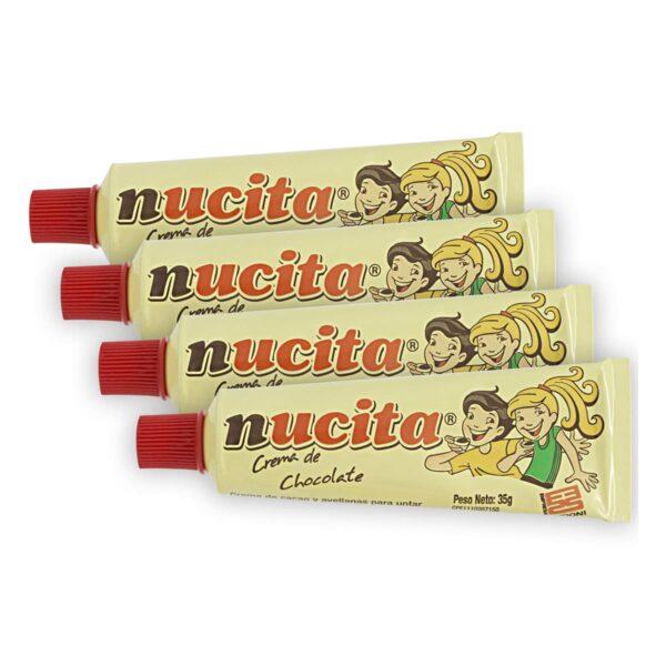Crema de Chocolate Nucita 35gr.