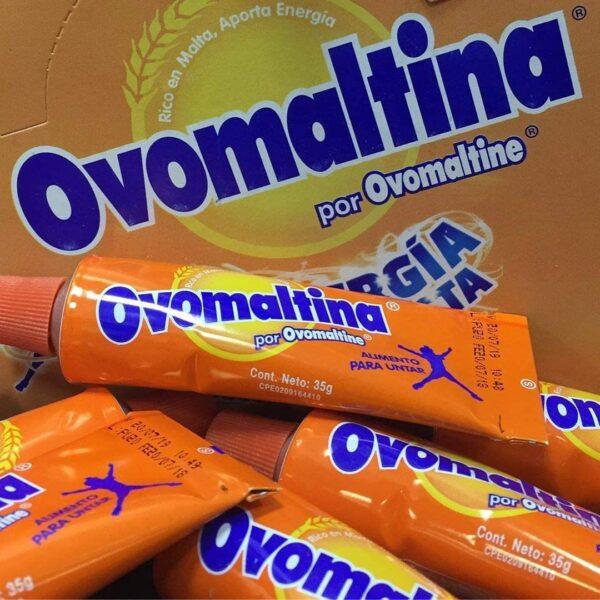 Crema de Chocolate Ovomaltina 35gr.